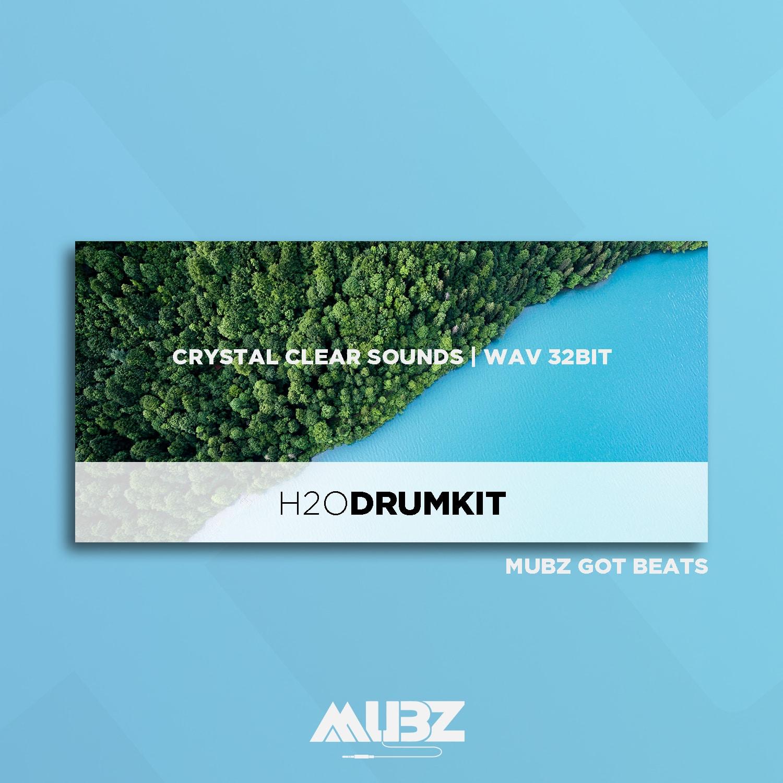 H2O (Drum Kit) Preview